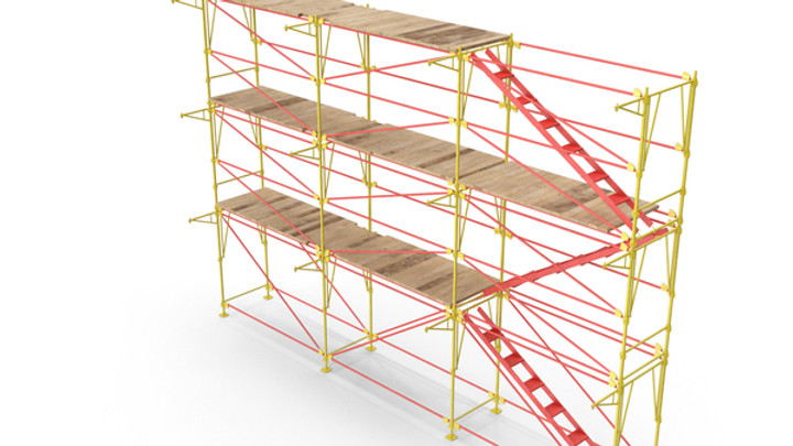 4-Hour Supported Scaffold User and Refresher - In Person Thursday May 20