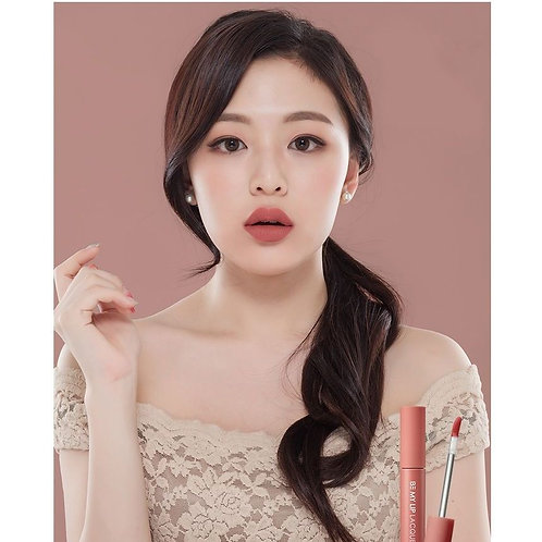 YADAH BE MY LIP LACQUER 01 NUDE BEIGE