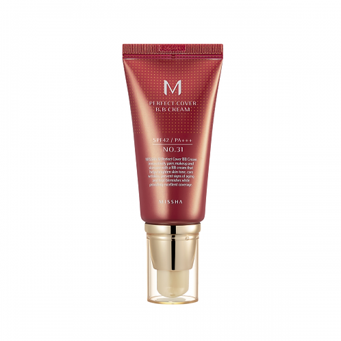 MISSHA M PERFECT COVER BB CREAM - COLOUR 31