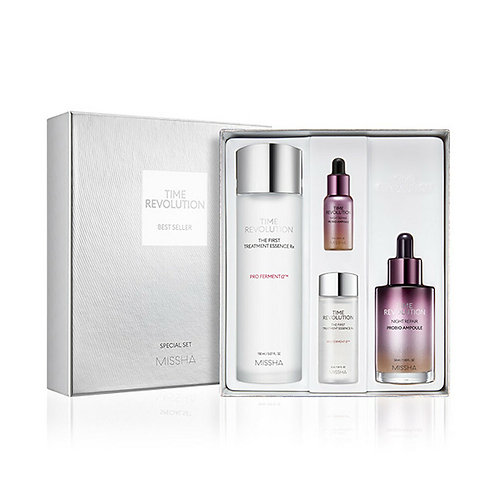 MISSHA COFFRET TIME REVOLUTION