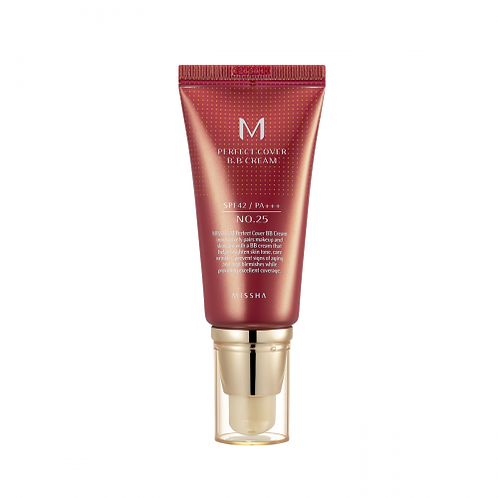MISSHA M PERFECT COVER BB CREAM - COLOUR 25