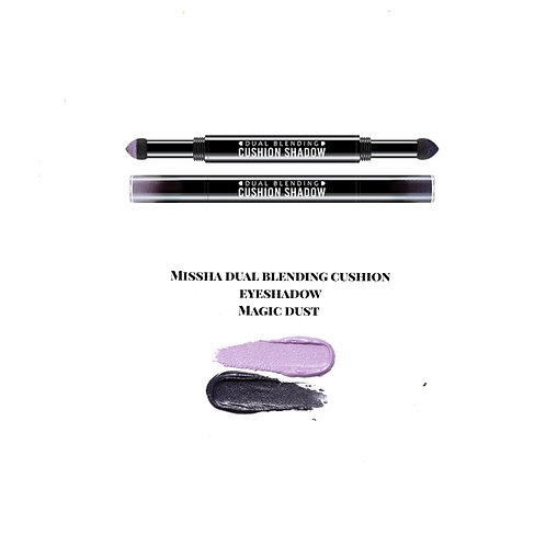 MISSHA DUAL BLENDING CUSHION SHADOW MAGIC DUST
