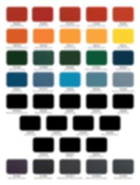 Màu sơn tĩnh điện