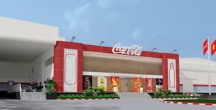 Nhà máy Cocacola Đà nẵng