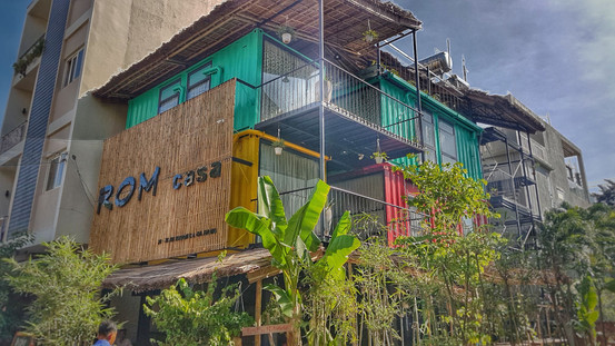 Rom Casa Hostel - 26 An Thượng 4, Tp. Đà Nẵng.