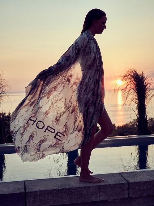 HEART OF ACE Foulard HOPE - Modal / Silk Blend