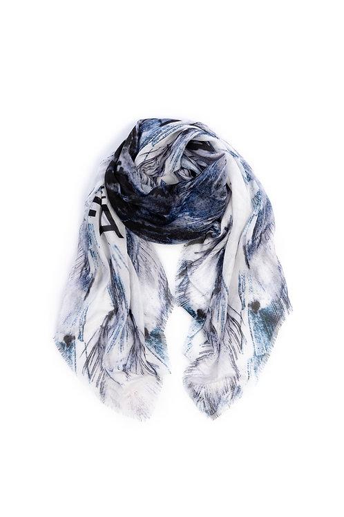 HEART OF ACE Foulard FAITH - Modal / Silk Blend