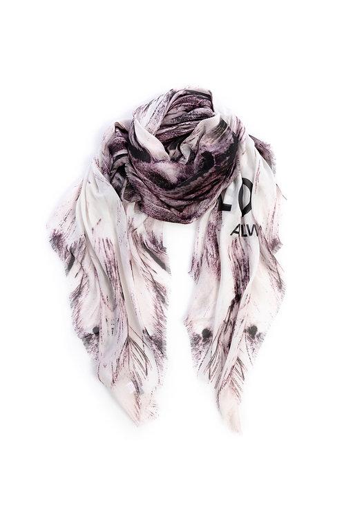HEART OF ACE Foulard LOVE - Modal / Silk Blend
