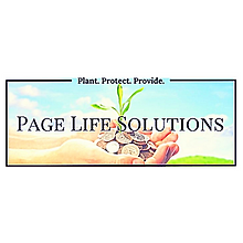 Plant. Protect. Provide Page Life Solutions