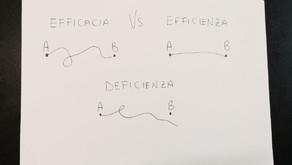 I concetti di Efficacia ed Efficienza nel Bodybuilding