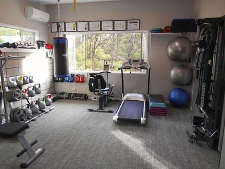 Guida completa alla realizzazione di una Home Gym