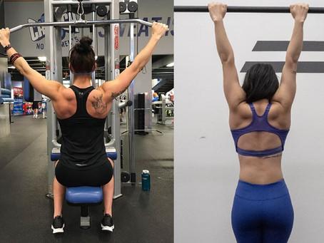 Lat Machine Vs Trazioni: qual è il miglior esercizio per la schiena?