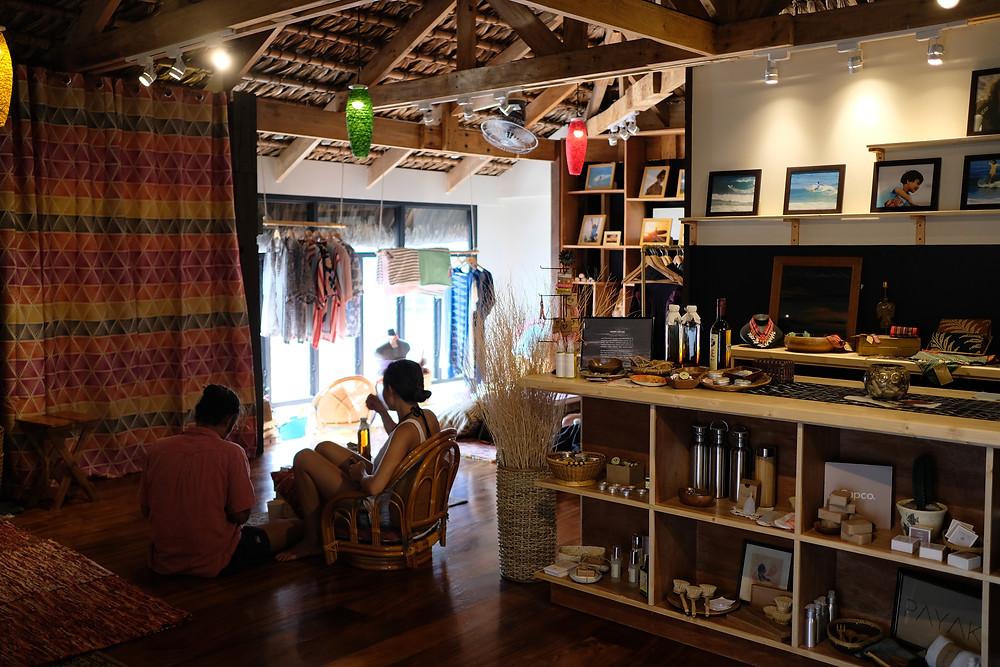 Open House unveils its shop above El Union Coffee