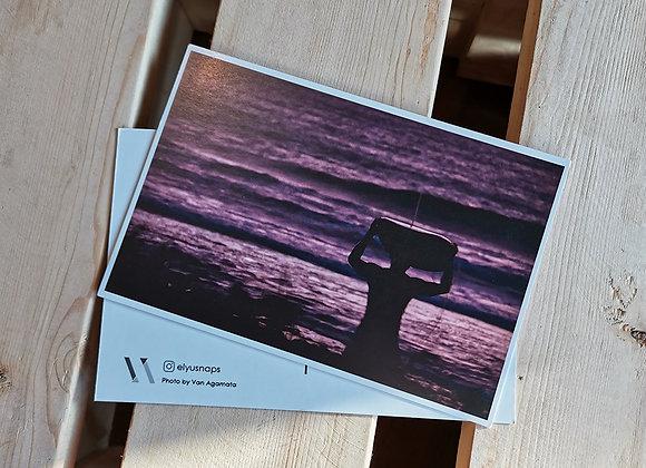 Elyu Snaps postcard 6