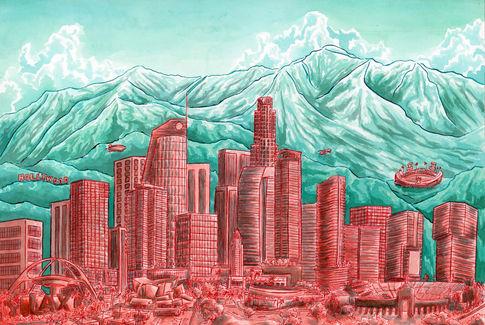 LA Skyline (reconfigured)