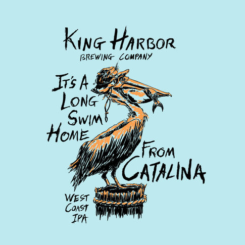 King Harbor Brewing: It's A Long Swim Home From Catalina