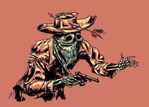 Shootin' and Spookin'