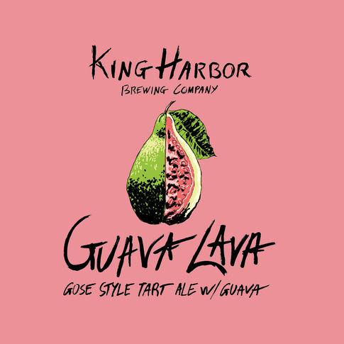 King Harbor Brewing: Guava Lava