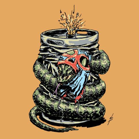 Anaconda Squeeze