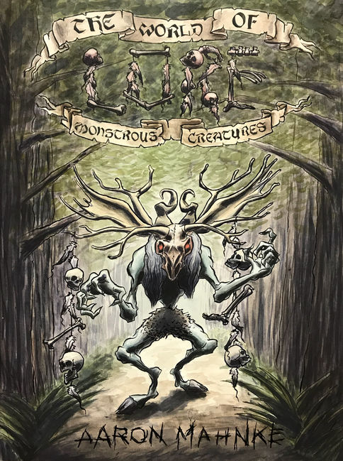 The World of Lore Monstrous Creatures