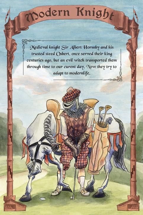 Moden Knight
