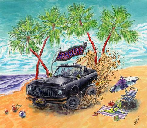 Beach Blazer