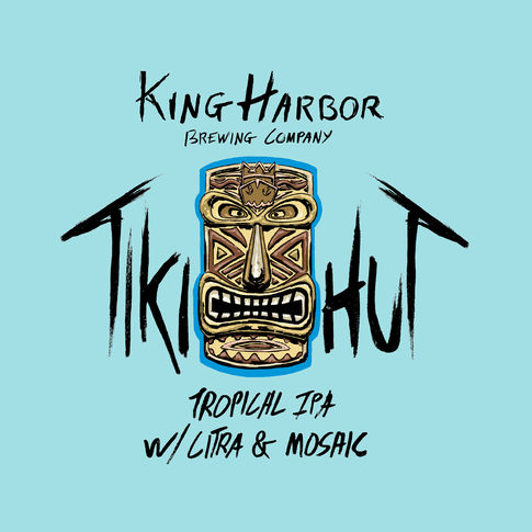 King Harbor Brewing: Tiki Hut IPA