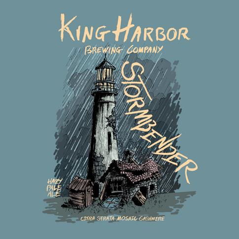 King Harbor Brewing: Stormbender