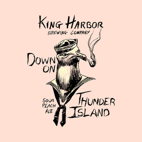 King Harbor Brewing: Down On Thunder Island