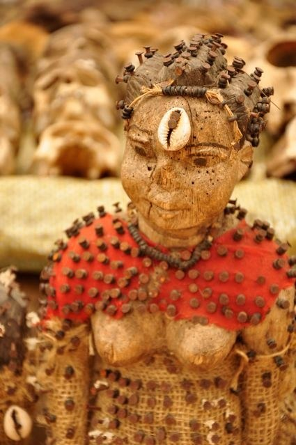 Voodoo doll, Togo, West Africa