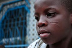 Voodoo adept, Benin, West Africa