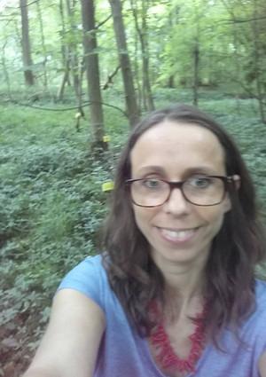 Walking in Wytham Woods