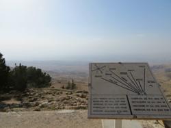 Mt Nebo, Jordan
