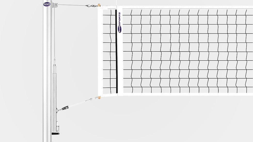INTERNATIONAL COMPETITION VOLLEYBALL NET