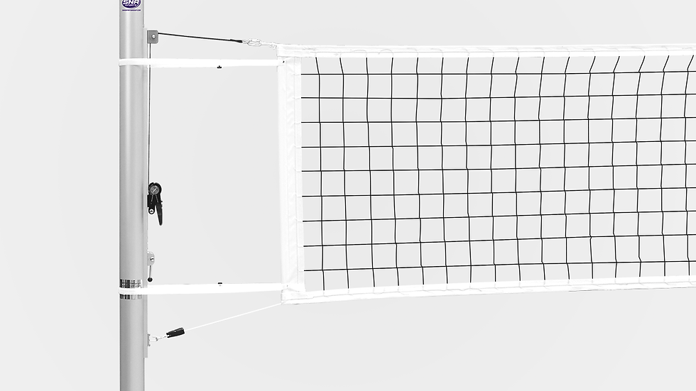 STANDARD OUTDOOR VOLLEYBALL SYSTEM