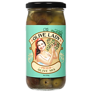 Pitted Olive Mix; The Olive Lady NZ
