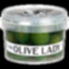 Sicilian Style Green Olives Pottle; The Olive Lady NZ