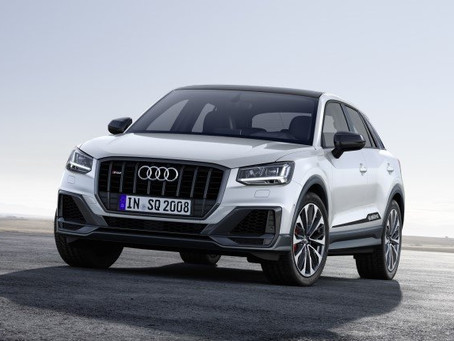 Paris motor show: Audi to debut performance crossover SA-bound SQ2