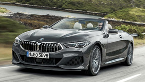 BMW adds convertible to 8 series lineup