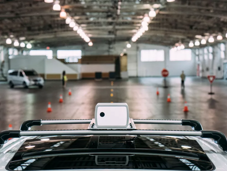 Ex-Apple engineers unveil a next-generation sensor for self-driving cars