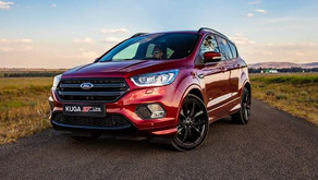 Ford expands SA Kuga range with 1.5 diesel, ST Line trim