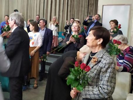 Праздничный концерт, посвященный Дню Победы 13.05.2021г.