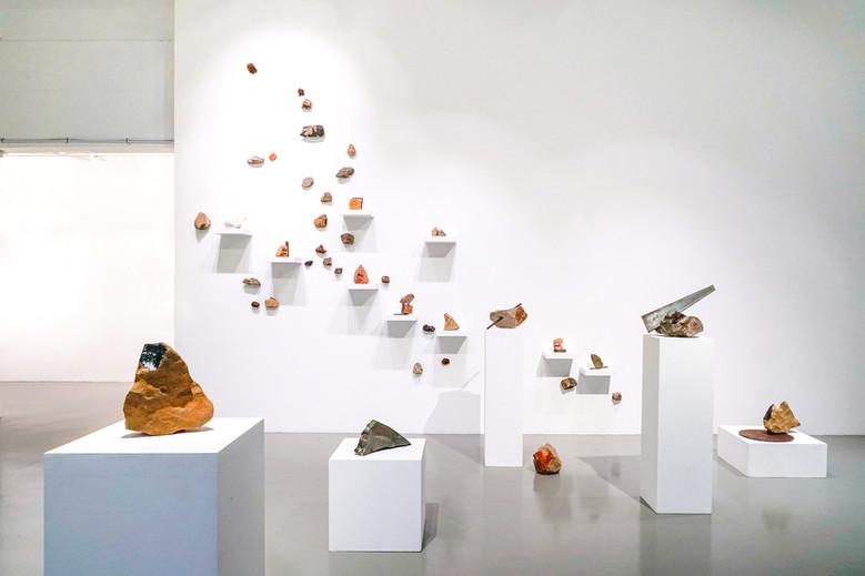 Travelling Solo Exhibition_Mizuma Gallery Singapore