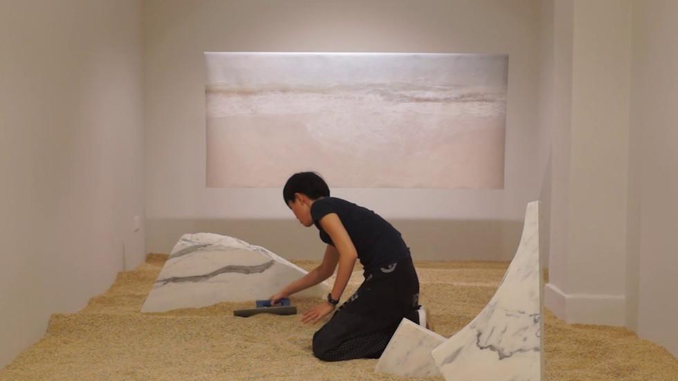Zen Teh in the making of Movement : Stillness