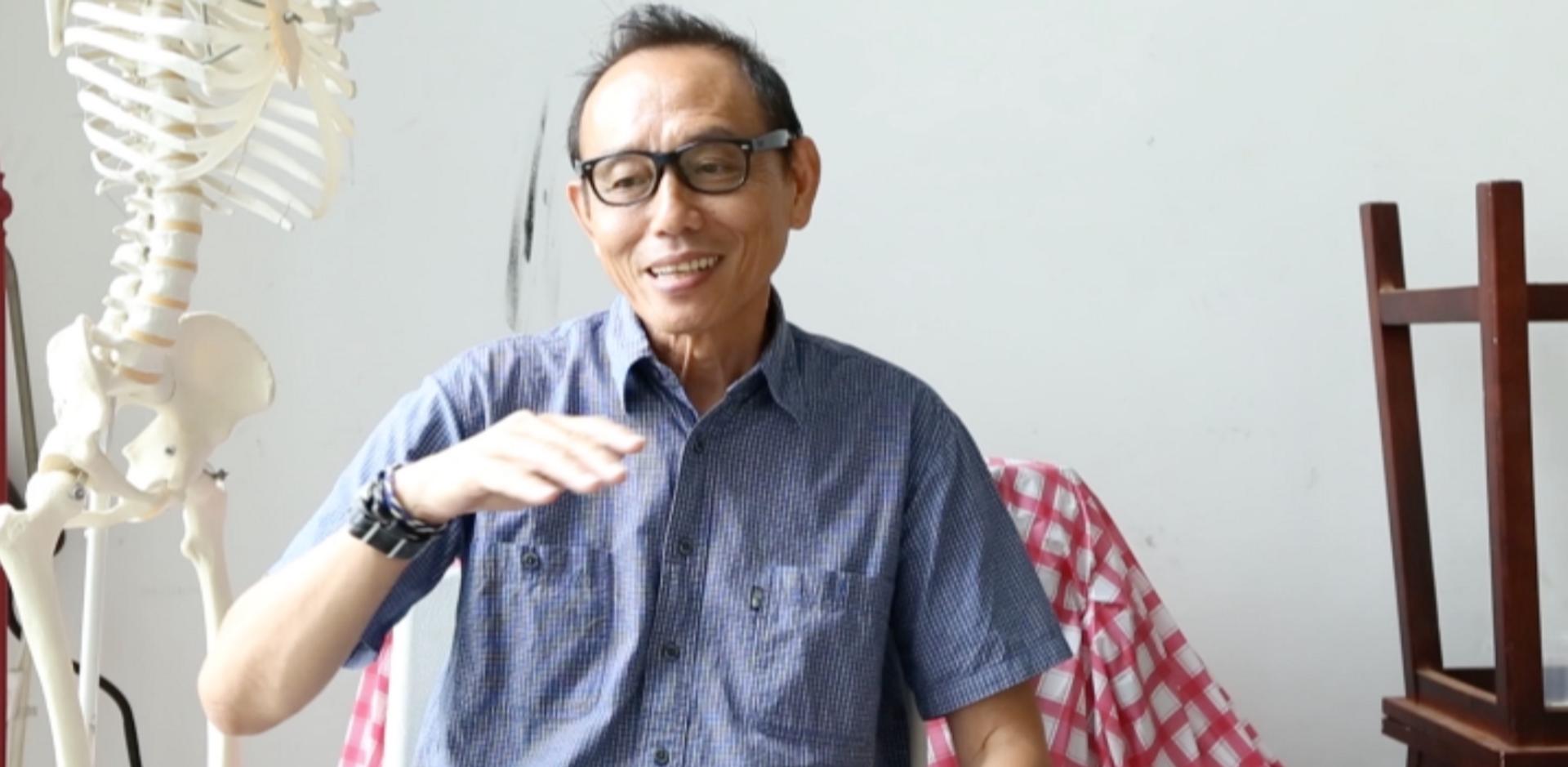 Interview with Dr Vincent Leow