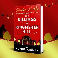 The Killings at Kingfisher Hall, le nouveau roman de S.Hannah