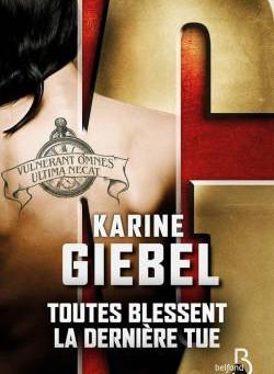 Karine Giebel, une auteure de polars aux  pensées bien sombres...