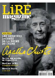 Un hors série consacré à Agatha Christie chez Lire.fr !