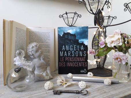 Angela Marsons, une auteur de romans policiers américaine, ex agente de sécurité...