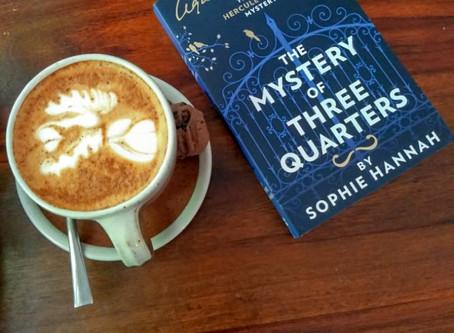 Le Mystère des Trois Quarts, le troisième roman de S.Hannah !